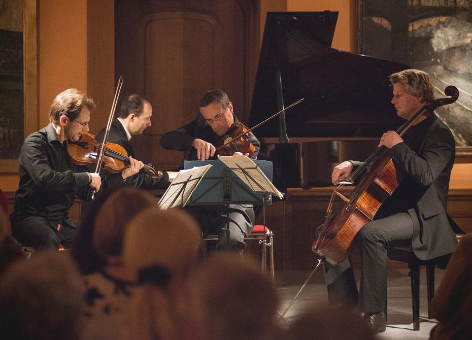 Fotografie Aalen Kammermusikforum
