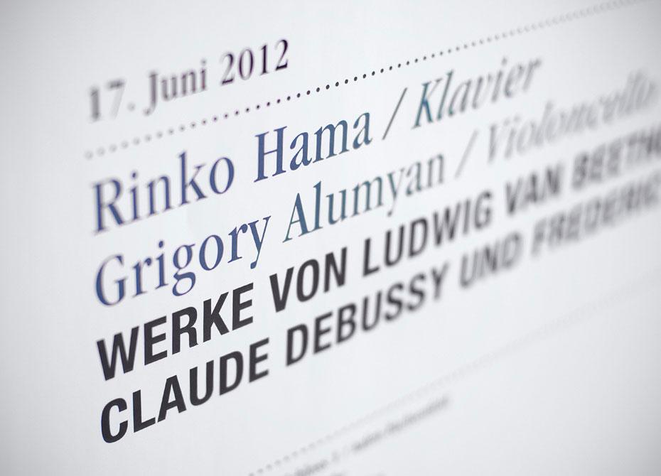 Designbuero Aalen Kammermusikforum